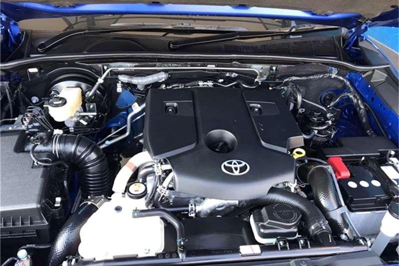 Used 2021 Toyota Hilux Double Cab HILUX 2.8 GD 6 RAIDER 4X4 A/T P/U D/C