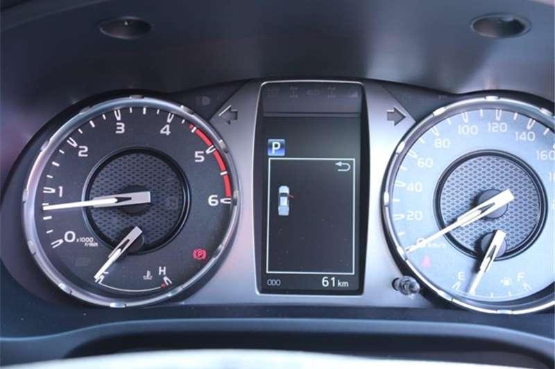 2021 Toyota Hilux double cab HILUX 2.8 GD-6 RAIDER 4X4 A/T P/U D/C