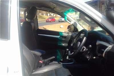Used 2016 Toyota Hilux Double Cab HILUX 2.8 GD 6 RAIDER 4X4 P/U D/C