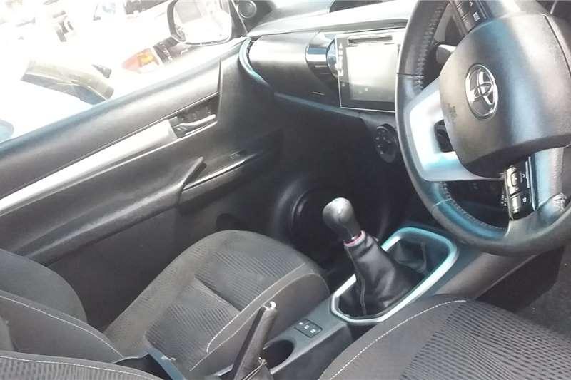 Toyota Hilux Double Cab HILUX 2.8 GD 6 RAIDER 4X4 P/U D/C 2016