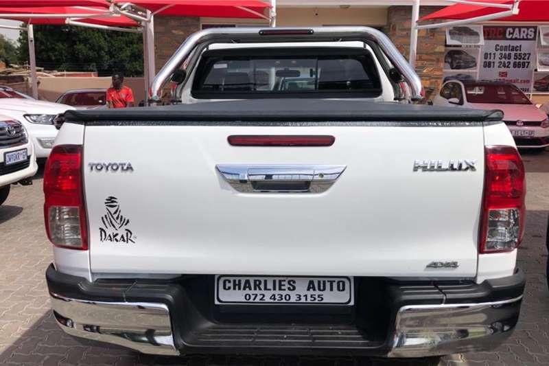Used 2017 Toyota Hilux Double Cab HILUX 2.8 GD 6 RAIDER 4X4 P/U D/C