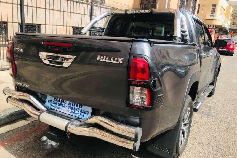 Toyota Hilux Double Cab HILUX 2.8 GD 6 RAIDER 4X4 P/U D/C 2018