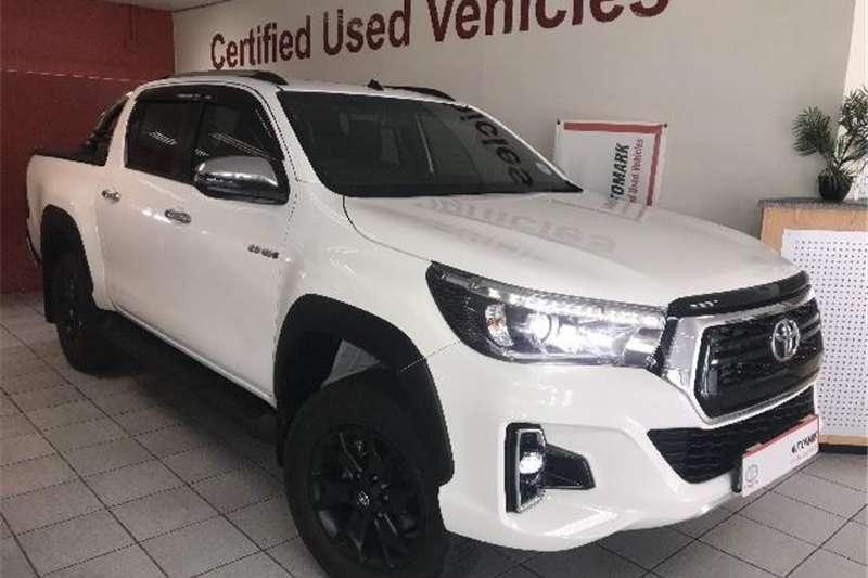 Toyota Hilux double cab HILUX 2.8 GD-6 RAIDER 4X4 P/U D/C 2019