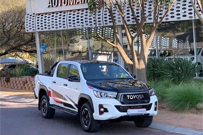 Toyota Hilux Double Cab HILUX 2.8 GD 6 RAIDER 4X4 P/U D/C 2019