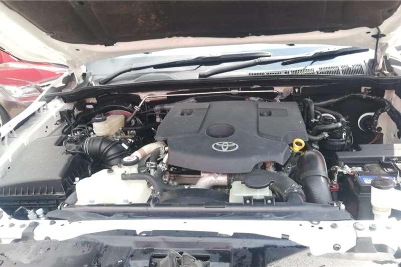Used 2019 Toyota Hilux Double Cab HILUX 2.8 GD 6 RAIDER 4X4 P/U D/C