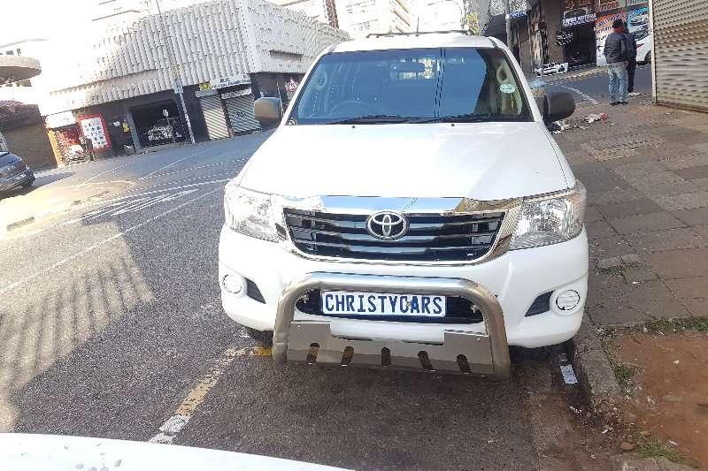 Toyota Hilux Double Cab HILUX 2.8 GD 6 RAIDER 4X4 P/U D/C A/T 2011
