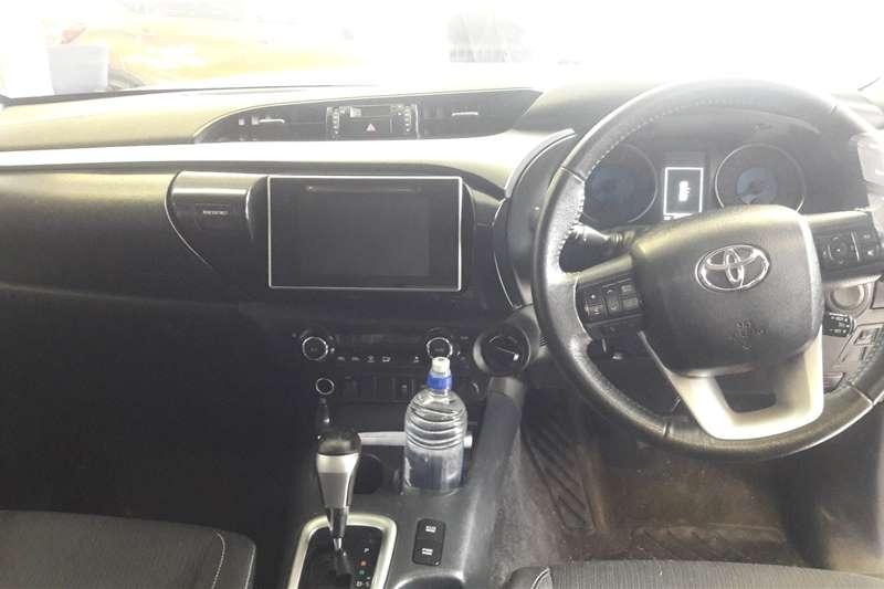 2016 Toyota Hilux double cab HILUX 2.8 GD-6 RAIDER 4X4 P/U D/C A/T