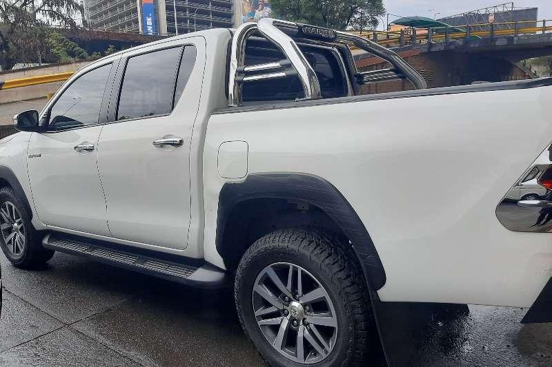 Used 2017 Toyota Hilux Double Cab HILUX 2.8 GD 6 RAIDER 4X4 P/U D/C A/T