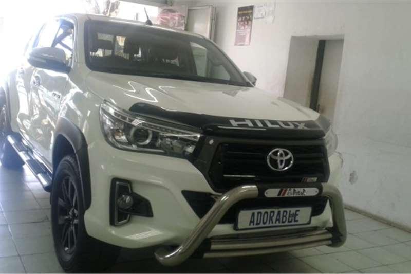 Toyota Hilux double cab HILUX 2.8 GD-6 RAIDER 4X4 P/U D/C A/T 2018