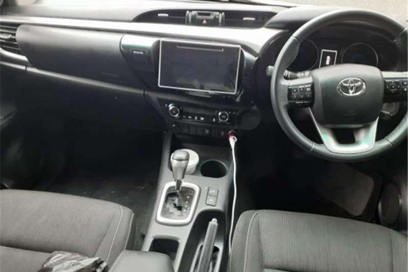 Used 2018 Toyota Hilux Double Cab HILUX 2.8 GD 6 RAIDER 4X4 P/U D/C A/T