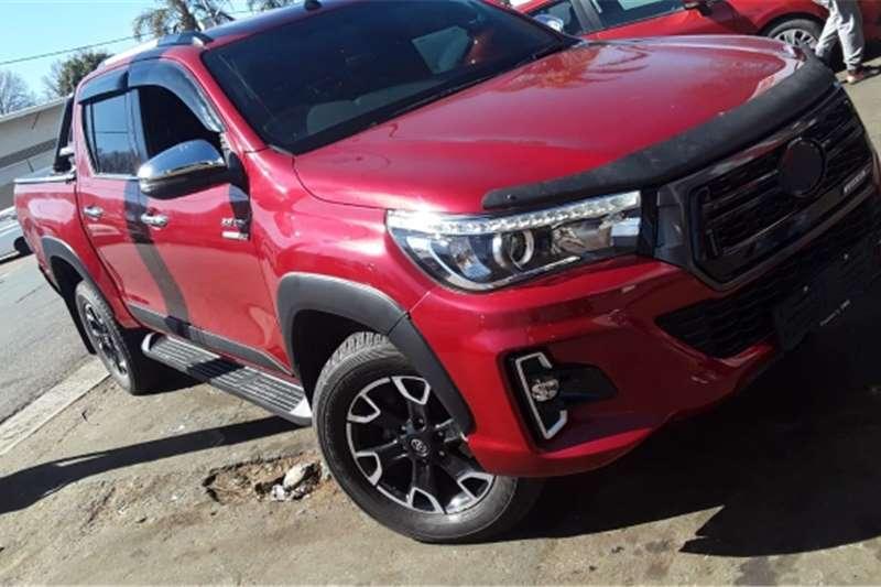 Used 2019 Toyota Hilux Double Cab HILUX 2.8 GD 6 RAIDER 4X4 P/U D/C A/T