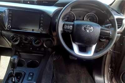 Toyota Hilux Double Cab HILUX 2.8 GD 6 RAIDER 4X4 P/U D/C A/T 2019
