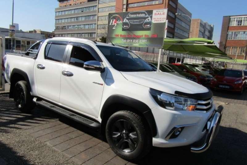 Toyota Hilux Double Cab HILUX 2.8 GD 6 RAIDER 4X4 P/U D/C A/T