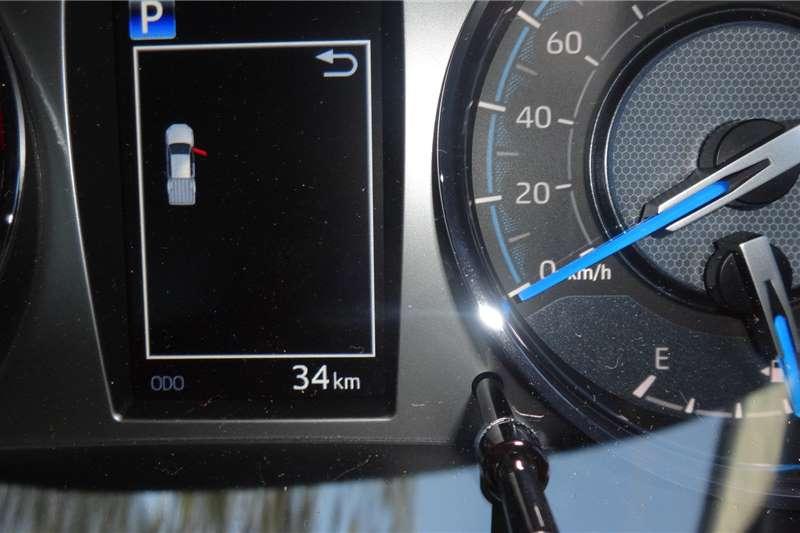 2021 Toyota Hilux double cab HILUX 2.8 GD-6 RB 21 LEGEND 4X4 A/T P/U D/C