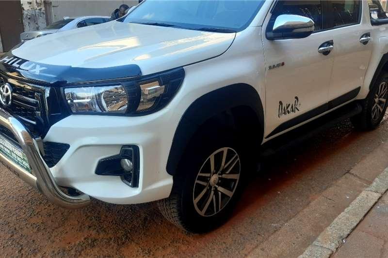 Used 2016 Toyota Hilux Double Cab HILUX 2.8 GD 6 RB A/T RAIDER P/U D/C
