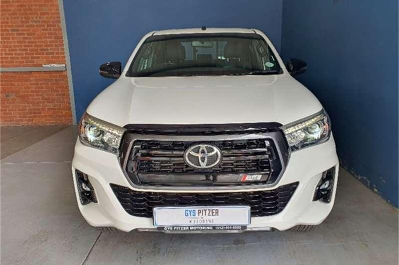 Toyota Hilux double cab HILUX 2.8 GD-6 RB A/T RAIDER P/U D/C 2018