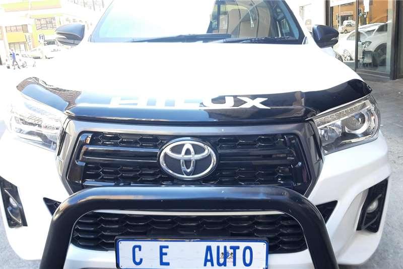 Toyota Hilux Double Cab HILUX 2.8 GD 6 RB A/T RAIDER P/U D/C 2018