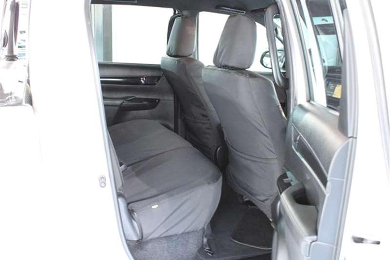 2018 Toyota Hilux double cab HILUX 2.8 GD-6 RB A/T RAIDER P/U D/C