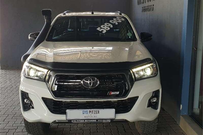 Used 2018 Toyota Hilux Double Cab HILUX 2.8 GD 6 RB A/T RAIDER P/U D/C
