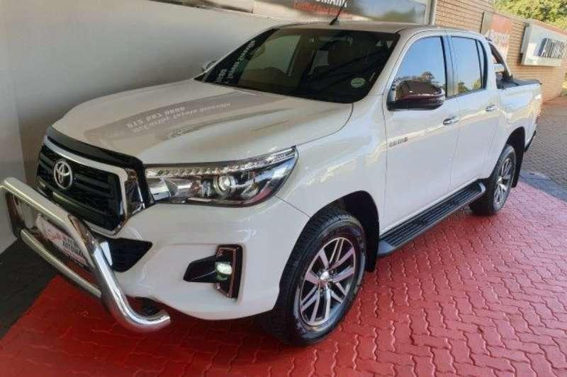 Toyota Hilux double cab HILUX 2.8 GD-6 RB A/T RAIDER P/U D/C 2019