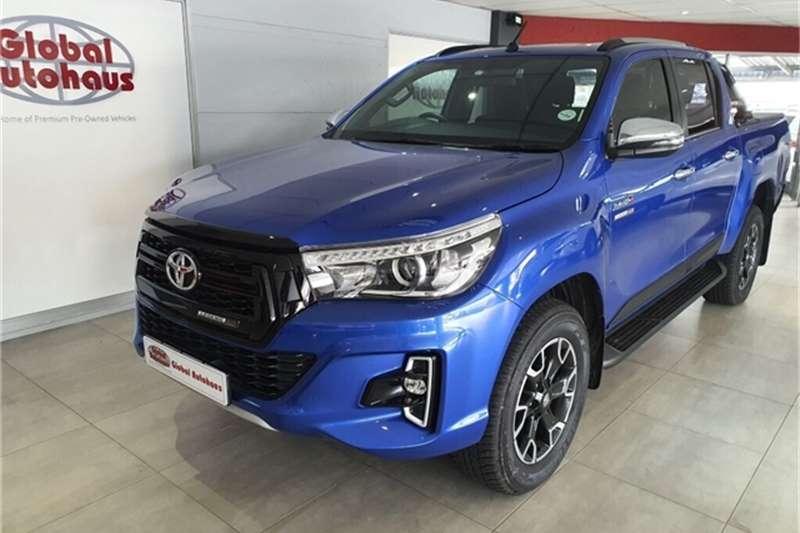 Toyota Hilux Double Cab HILUX 2.8 GD 6 RB A/T RAIDER P/U D/C 2019