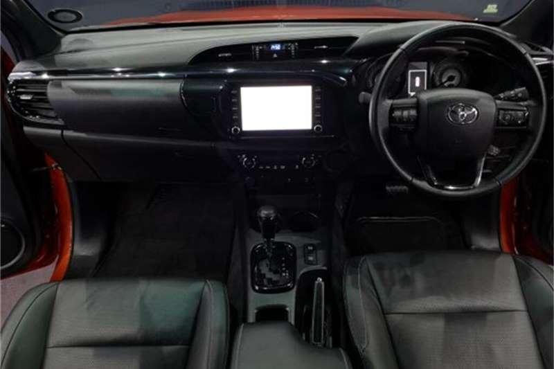 2019 Toyota Hilux double cab HILUX 2.8 GD-6 RB A/T RAIDER P/U D/C
