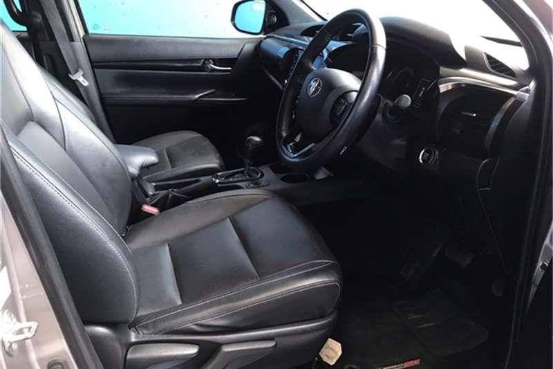 Used 2019 Toyota Hilux Double Cab HILUX 2.8 GD 6 RB A/T RAIDER P/U D/C