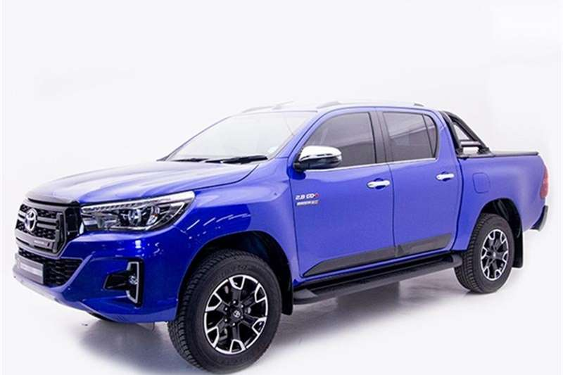 Toyota Hilux Double Cab HILUX 2.8 GD 6 RB A/T RAIDER P/U D/C 2020