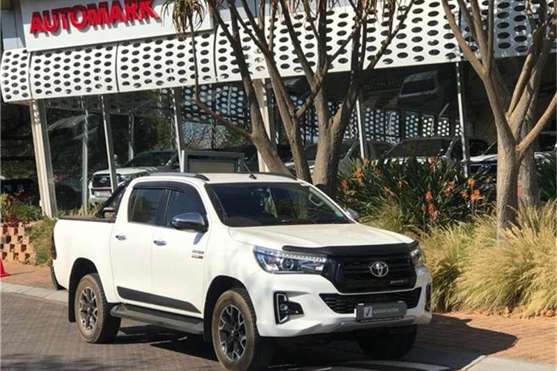 2020 Toyota Hilux double cab HILUX 2.8 GD-6 RB A/T RAIDER P/U D/C