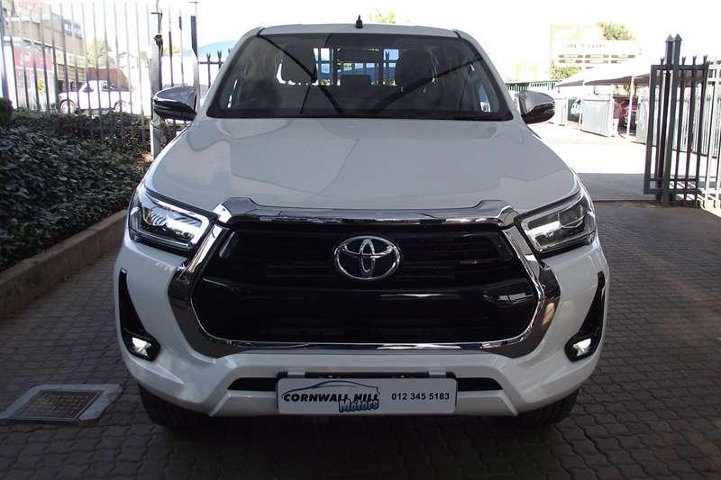 Used 2021 Toyota Hilux Double Cab HILUX 2.8 GD 6 RB A/T RAIDER P/U D/C