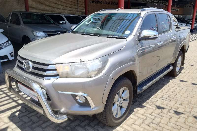 toyota hilux double cab for sale in gauteng