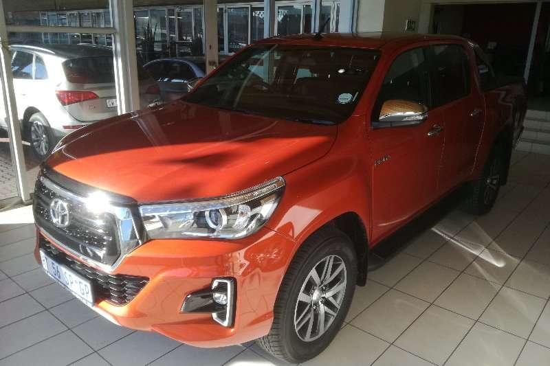 Toyota Hilux Double Cab HILUX 2.8 GD 6 RB A/T RAIDER P/U D/C HT56SPGP 2018
