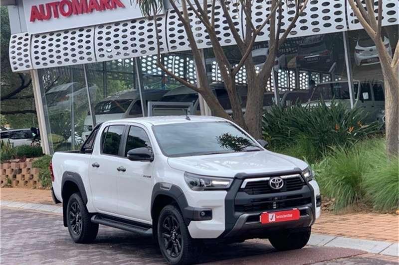 Toyota Hilux Double Cab HILUX 2.8 GD 6 RB LEGEND 4X4 A/T P/U D/C 2020