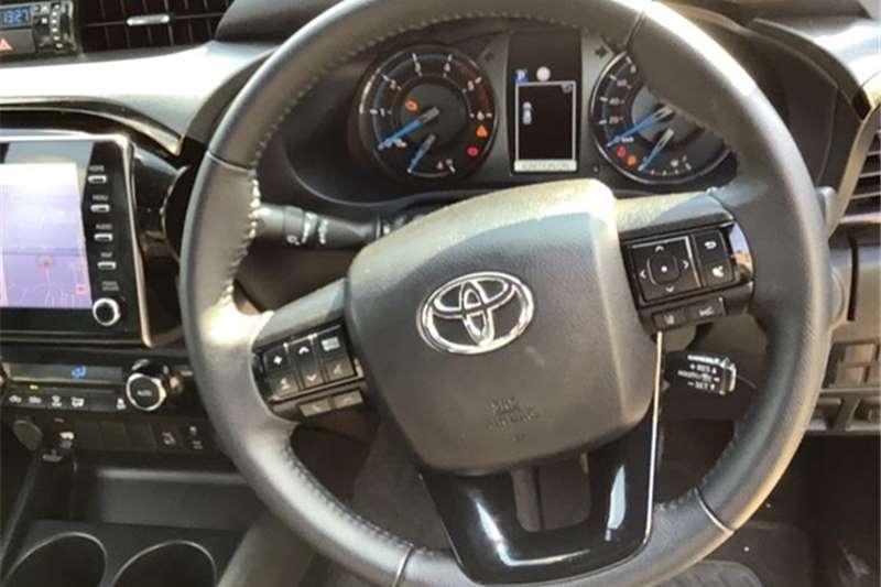 2021 Toyota Hilux double cab HILUX 2.8 GD-6 RB LEGEND 4X4 A/T P/U D/C