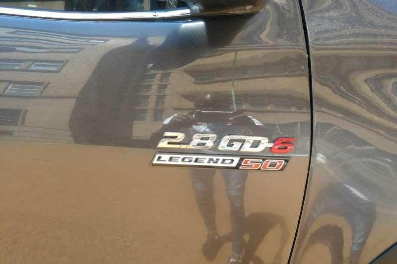 Used 2020 Toyota Hilux Double Cab HILUX 2.8 GD 6 RB LEGEND 4X4 P/U D/C