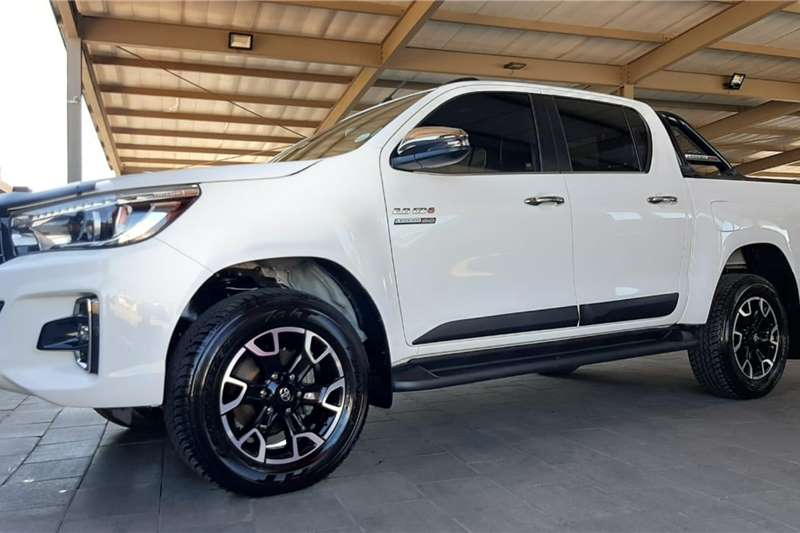 2019 Toyota Hilux double cab