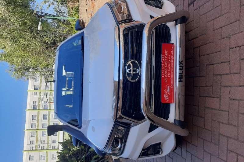 Toyota Hilux Double Cab HILUX 2.8 GD 6 RB LEGEND A/T P/U D/C 2018