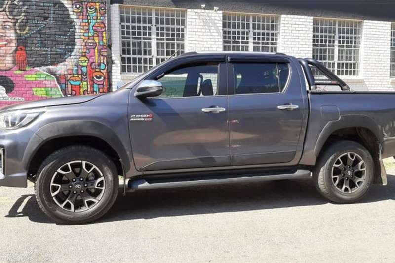 Used 2020 Toyota Hilux Double Cab HILUX 2.8 GD 6 RB LEGEND A/T P/U D/C