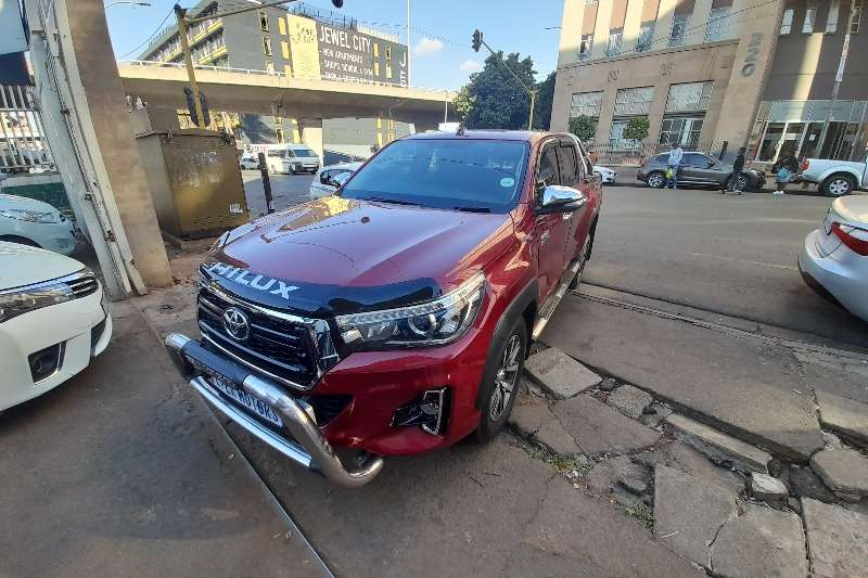 Used 2020 Toyota Hilux Double Cab HILUX 2.8 GD 6 RB LEGEND A/T P/U D/C
