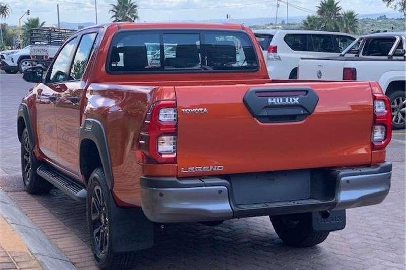 Toyota Hilux Double Cab HILUX 2.8 GD 6 RB LEGEND A/T P/U D/C 2021