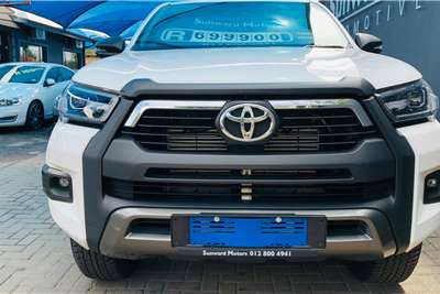 Used 2021 Toyota Hilux Double Cab HILUX 2.8 GD 6 RB LEGEND A/T P/U D/C