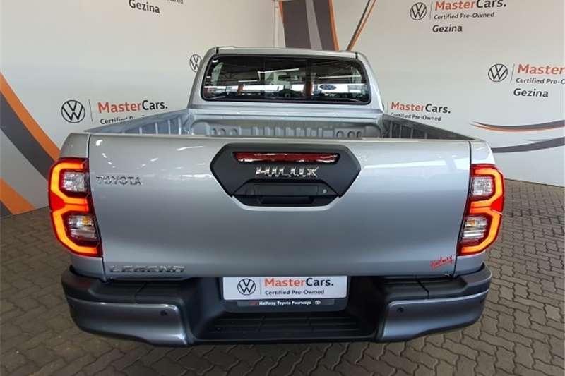 Used 2021 Toyota Hilux Double Cab HILUX 2.8 GD 6 RB LEGEND A/T P/U D/C