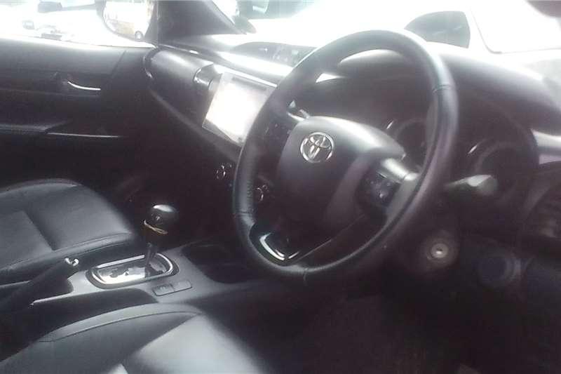 Used 2018 Toyota Hilux Double Cab HILUX 2.8 GD 6 RB LEGEND RS 4X4 A/T P/U D/C