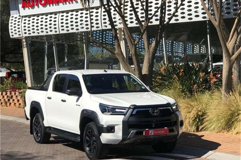 2020 Toyota Hilux double cab HILUX 2.8 GD-6 RB LEGEND RS 4X4 A/T P/U D/C