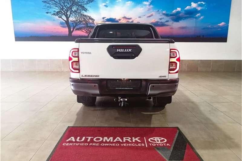 Used 2020 Toyota Hilux Double Cab HILUX 2.8 GD 6 RB LEGEND RS 4X4 A/T P/U D/C