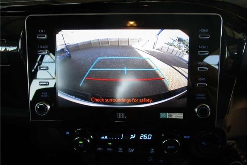 Used 2021 Toyota Hilux Double Cab HILUX 2.8 GD 6 RB LEGEND RS 4X4 A/T P/U D/C