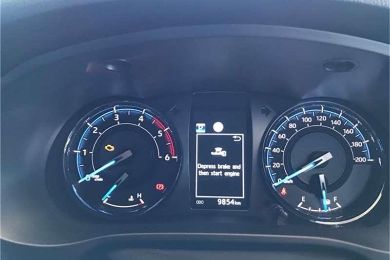2021 Toyota Hilux double cab HILUX 2.8 GD-6 RB LEGEND RS 4X4 A/T P/U D/C
