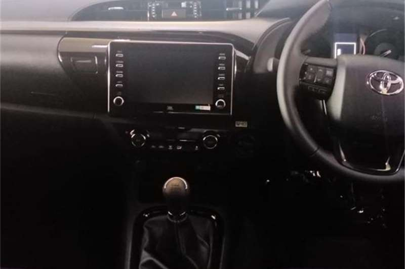Toyota Hilux double cab HILUX 2.8 GD-6 RB LEGEND RS 4X4 P/U D/C 2021