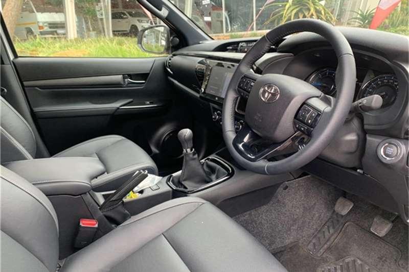 Used 2021 Toyota Hilux Double Cab HILUX 2.8 GD 6 RB LEGEND RS 4X4 P/U D/C
