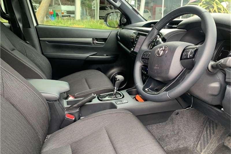 2021 Toyota Hilux double cab HILUX 2.8 GD-6 RB LEGEND RS 4X4 P/U D/C